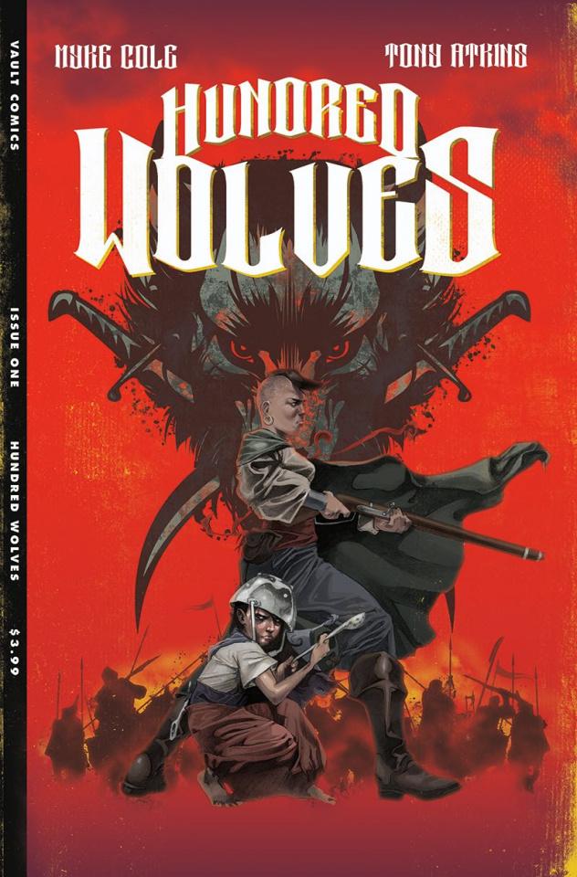Hundred Wolves #1 (Gooden Daniel Cover)