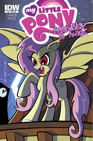 My Little Pony: Friendship Is Magic #32 (Subscription Cover)