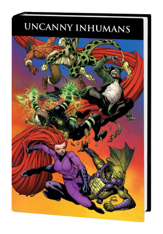 The Uncanny Inhumans Vol. 2