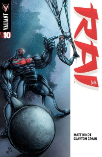 Rai #10 (20 Copy Lee Cover)