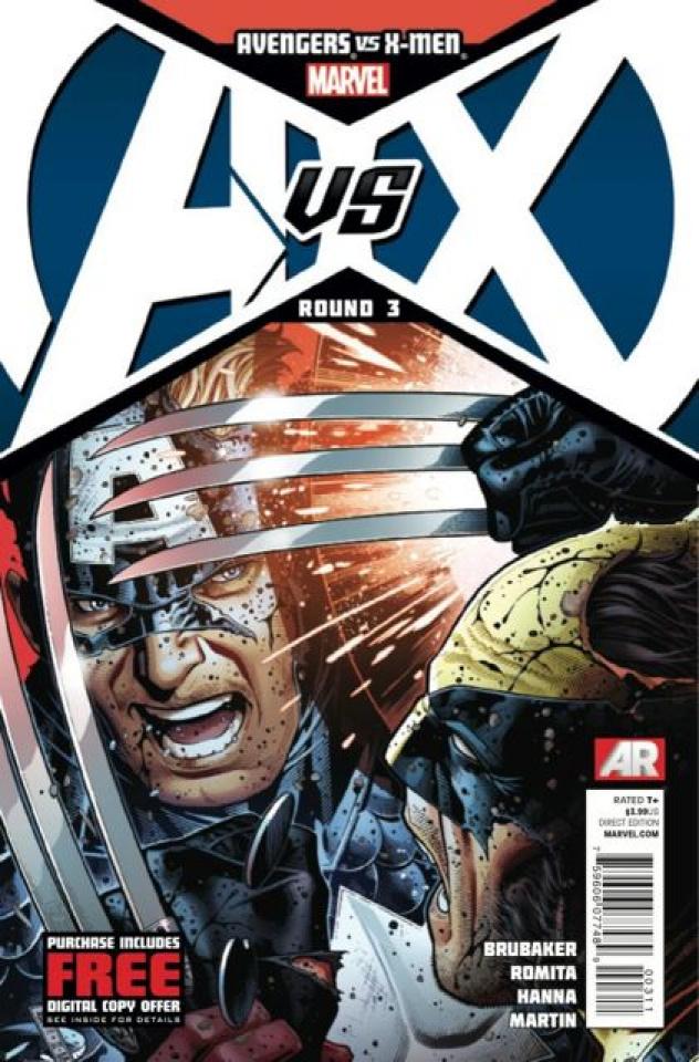 Avengers vs. X-Men #3