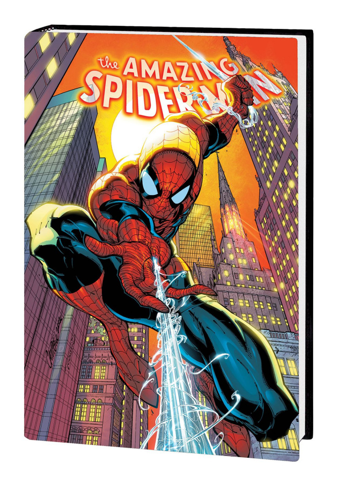 The Amazing Spider-Man by Straczynski Vol. 1 (Omnibus)