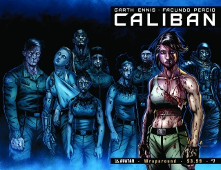 Caliban #7 (Wrap Cover)