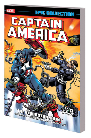 Captain America: The Bloodstone Hunt (Epic Collection)