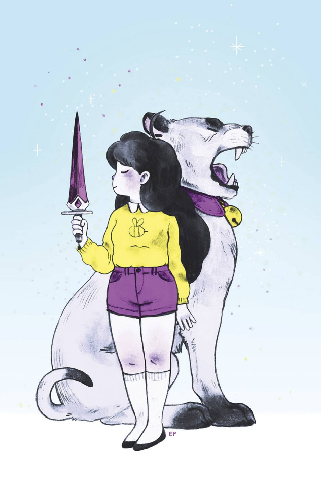 Bee and Puppycat #5 (15 Copy Partridge Cover)