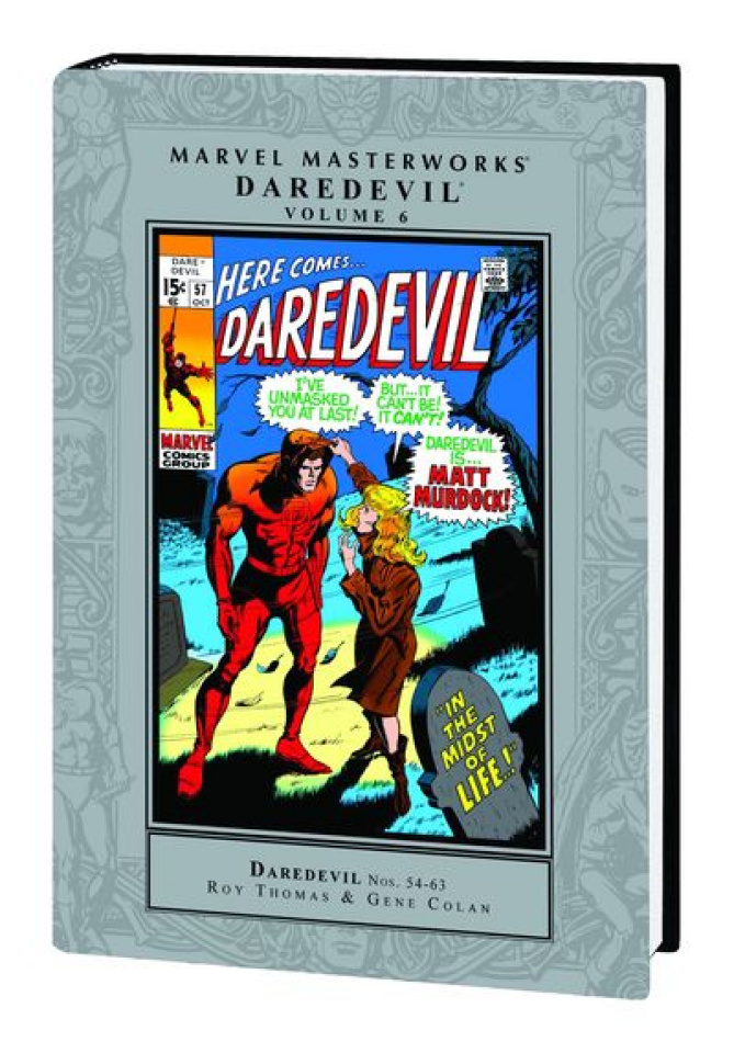 Daredevil Vol. 6 (Marvel Masterworks)