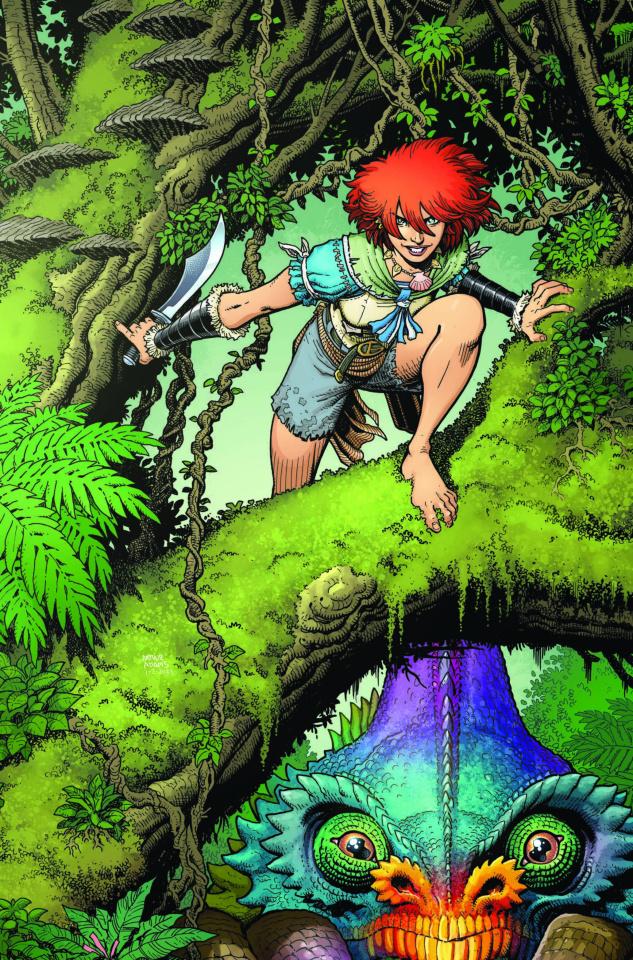 Bermuda #1 (50 Copy Art Adams Virgin Cover)