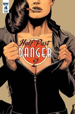 Half Past Danger II: Dead to Reichs #4 (Mooney Cover)