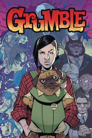 Grumble #1 (Mike Norton Cover)
