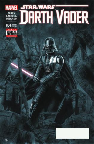 Darth Vader #4 (Granov 2nd Printing)