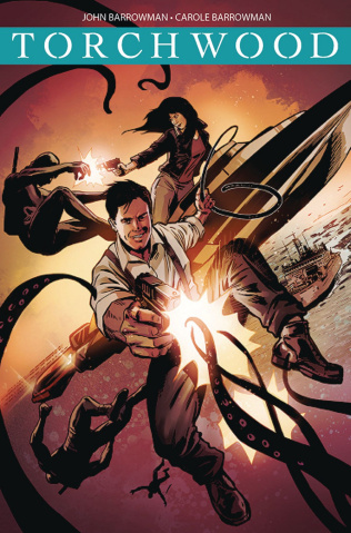 Torchwood #4 (Williamson Cover)