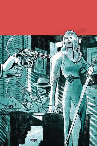 Vampirella / Red Sonja #7 (20 Copy Romero Virgin Cover)