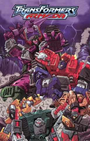 Transformers: Armada (Omnibus)