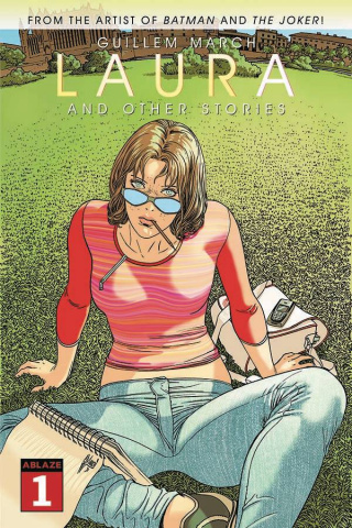 Laura #1 (Guillem March Cover)