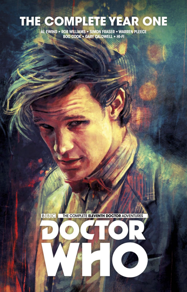 Doctor Who: New Adventures with the Eleventh Doctor: Year One