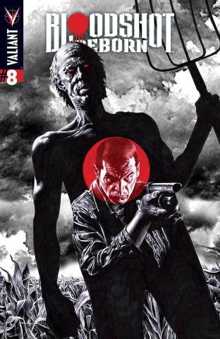 Bloodshot: Reborn #8 (Suayan Cover)