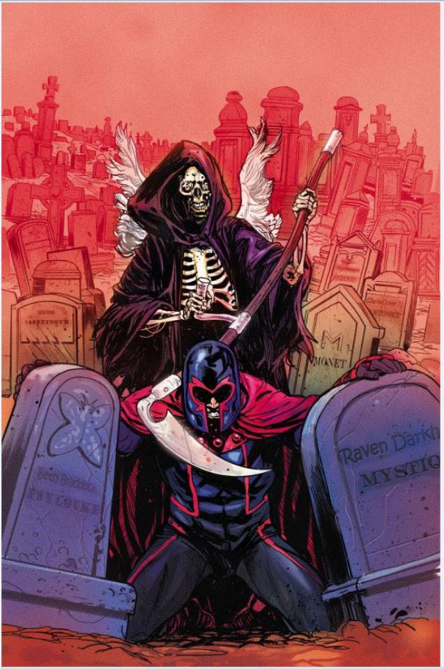 Uncanny X-Men Annual #1 (Ibanez Cover)