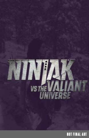Divinity #0 (Ninjak vs. the Valiant Universe Cover)