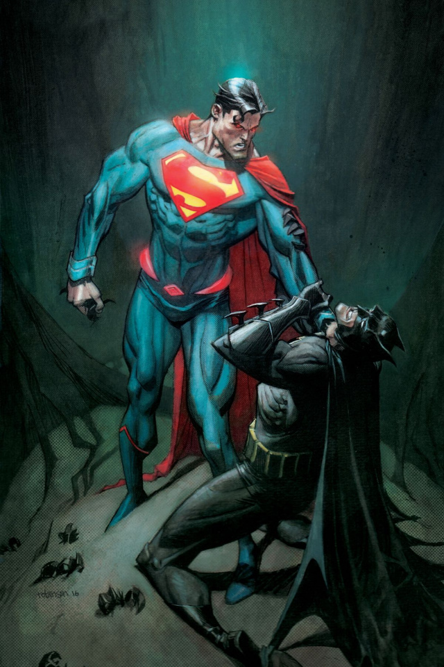 Superman #10 (Variant Cover)