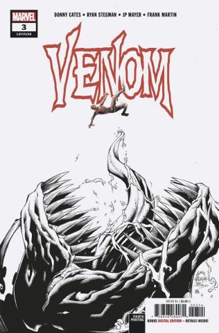 Venom #3 (Stegman 4th Printing)
