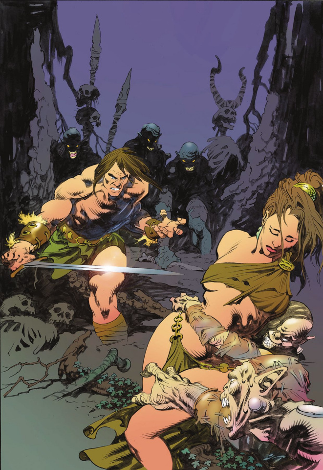 Conan the Slayer #12
