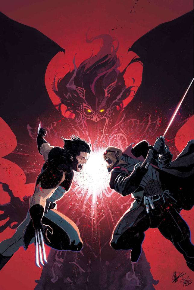 Wolverine vs. Blade Special #1 (Scalera Cover)