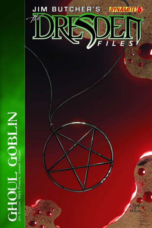 The Dresden Files: Ghoul Goblin #6
