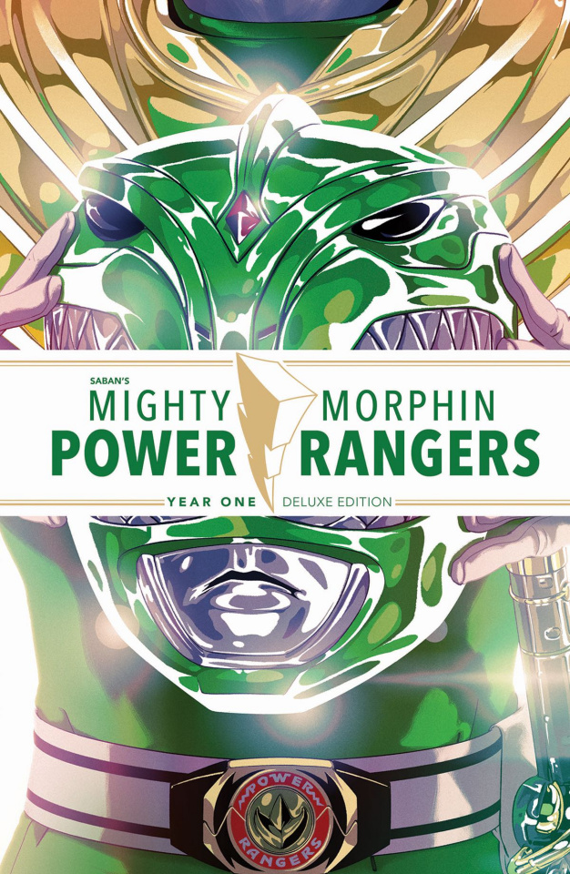 Mighty Morphin' Power Rangers: Year One