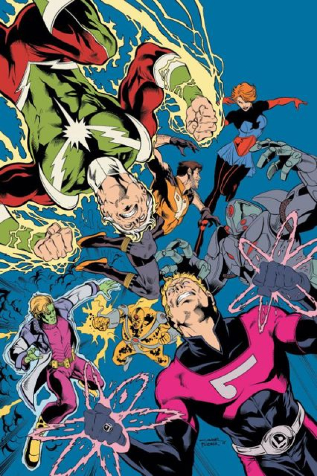 The Legion of Super Heroes #12