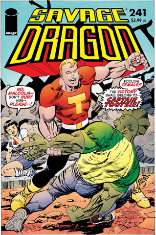 Savage Dragon #241