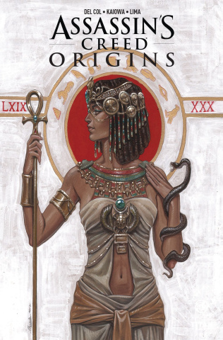 Assassin's Creed: Origins #4 (Ionniciello Cover)