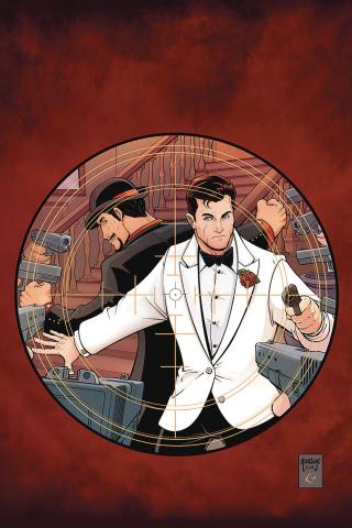 James Bond: 007 #4 (20 Copy Robson Virgin Cover)