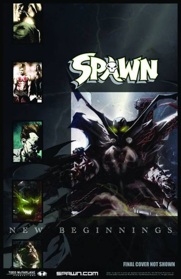 Spawn Vol. 1: New Beginnings