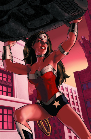 Sensation Comics Featuring Wonder Woman #2