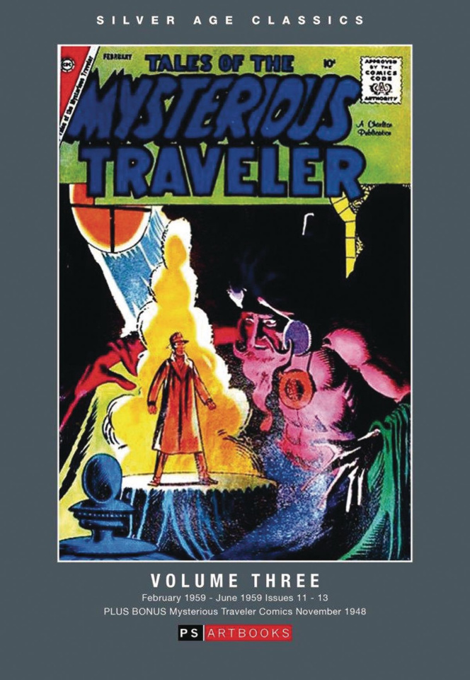 Tales of the Mysterious Traveler Vol. 3
