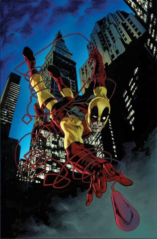 Daredevil #602 (Perkins Deadpool Cover)