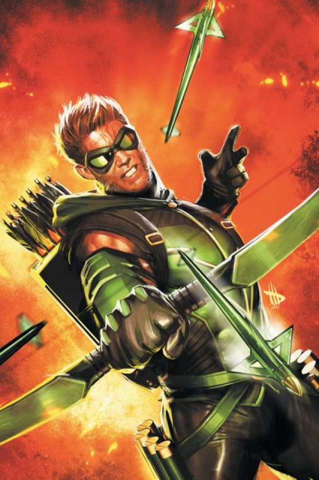 Green Arrow Vol. 1: The Midas Touch