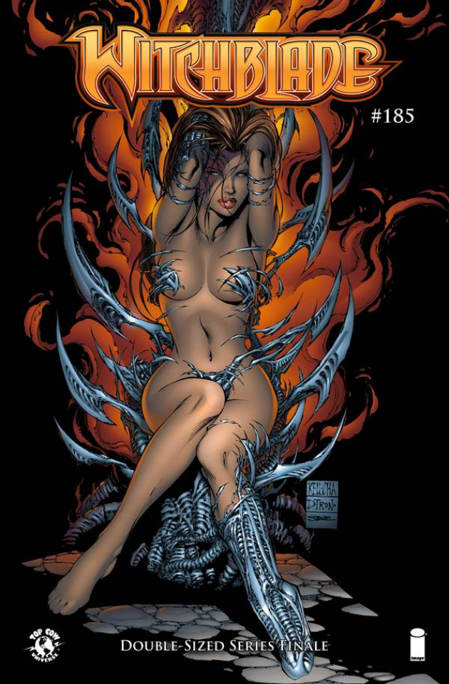 Witchblade #185 (Cha Cover)
