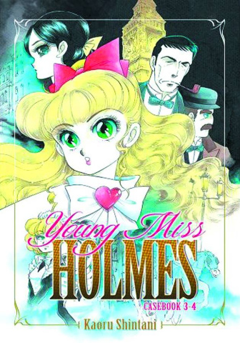 Young Miss Holmes Collection Vol. 2: Casebook 3-4