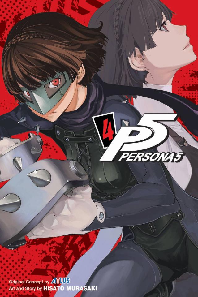 Persona 5 Vol. 4