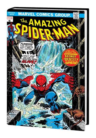 The Amazing Spider-Man Vol. 5 (Kane Omnibus Cover)