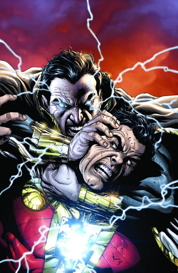 Justice League #21