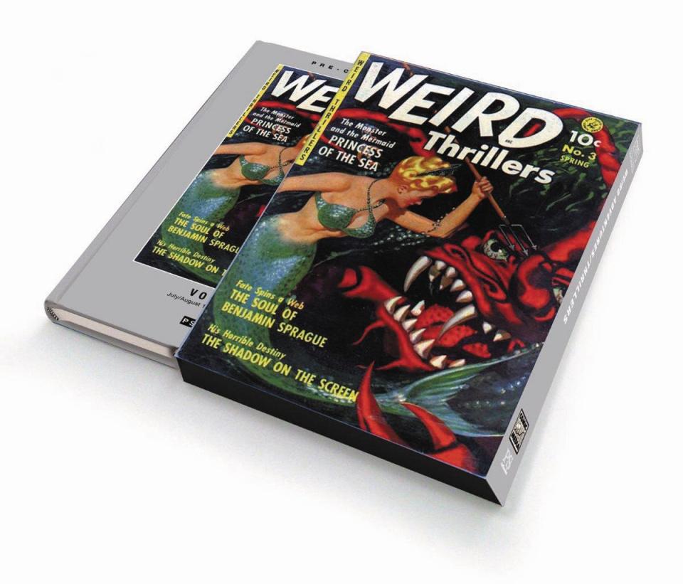 Weird Adventures Thrillers (Slipcase Edition)