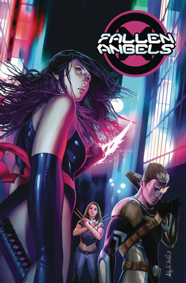Fallen Angels by Bryan Hill Vol. 1