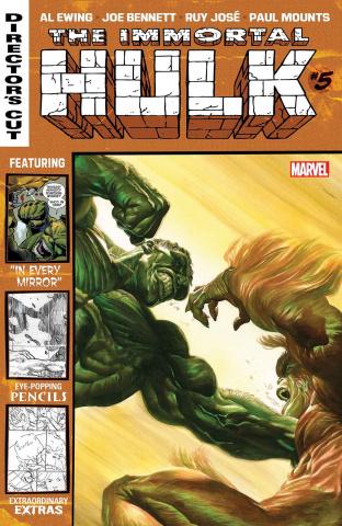 The Immortal Hulk #5 (Director's Cut)