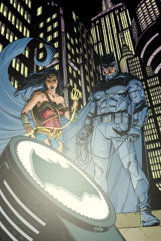 Detective Comics #968 (Variant Cover)