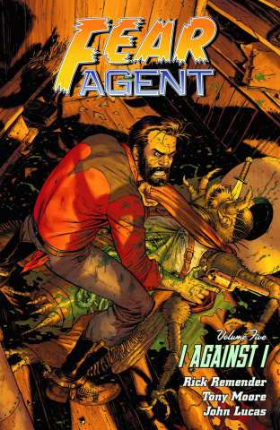 F.E.A.R. Agent Vol. 5: I Against I