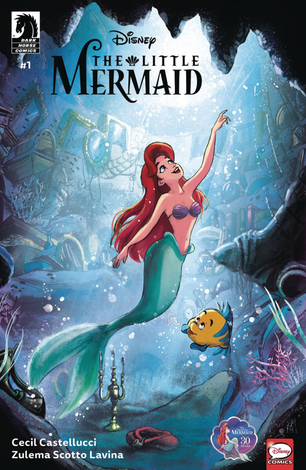 The Little Mermaid #1