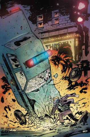 The Terminator: Sector War #2 (Cover B)