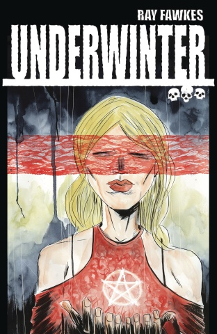 Underwinter #1 (Lemire Cover)